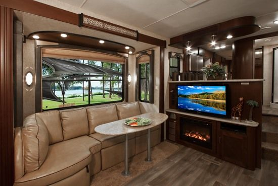 17 best images about trailers on pinterest 5th wheels - Toy haulers with front living room ...