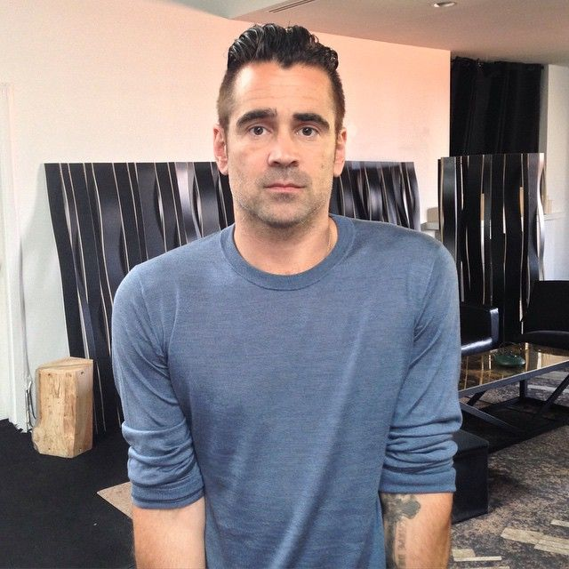100+ ideas to try about Colin Farrell   Irish, Rowan and ...