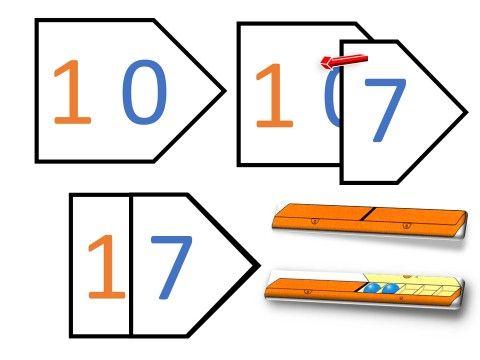 10 jours d'école ! ACTIVITES : Magie du nombre CP / CE1 – ReCreatisse