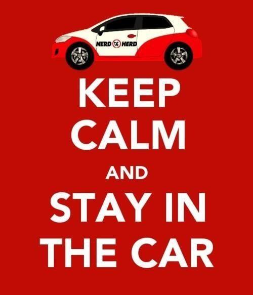 """""""Stay in the car Chuck!""""- Sarah Walker & John Casey"""
