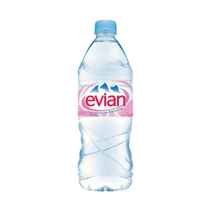 #Evian #Water #Hydratation