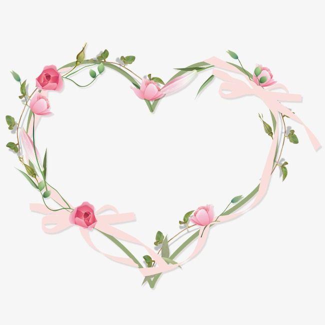 PS flor frontera flor material de imagen, Beautiful Floral Frame Foto, Creative Acuarela Flores, Creative Flores Imagen PNG