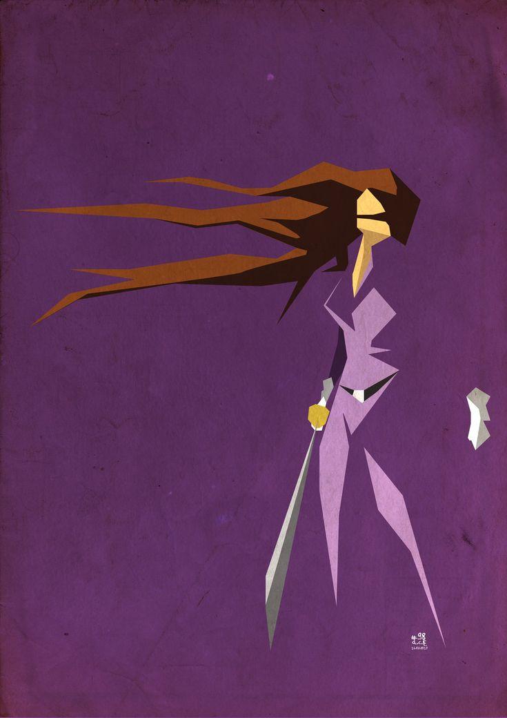 98 Talia Al Ghul by ColourOnly85.deviantart.com on @deviantART