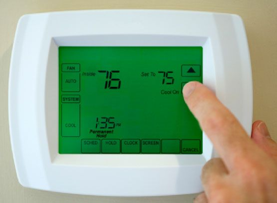 Know the signs of when to update your Air conditioning unit--nothing worse than no A/C in the summer!
