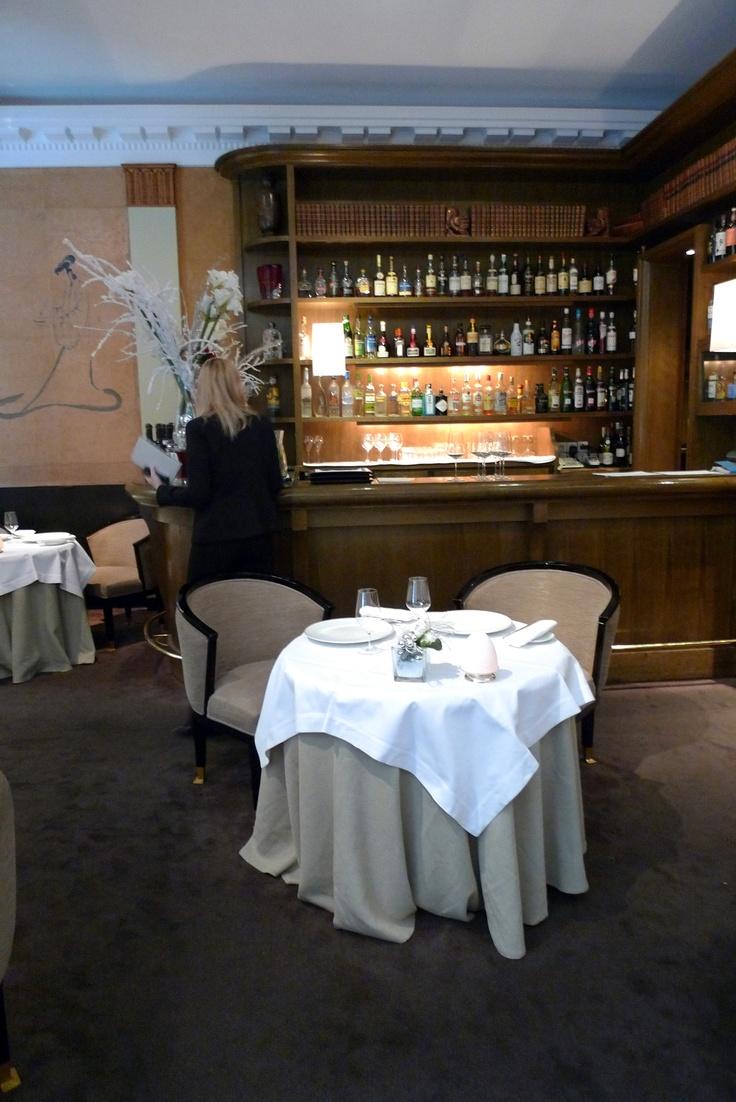 19 best chef helene darroze french images on pinterest michelin star restaurants and french - La table du lancaster paris ...