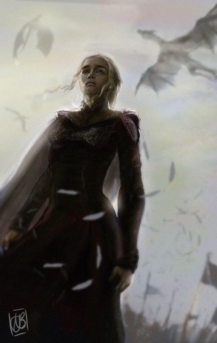 1000 images about emilia clarke on pinterest emilia - Fan Arts Of Daenerys Photo