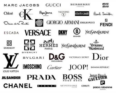 Fashion And Beauty Brand Names Pronunciation Misc Pinterest