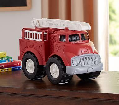 Green Toys™ Fire Truck #pbkids