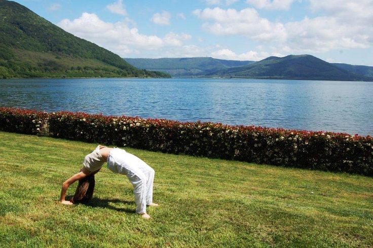 Tranquility of the place leads to the concentration, meditation and yoga