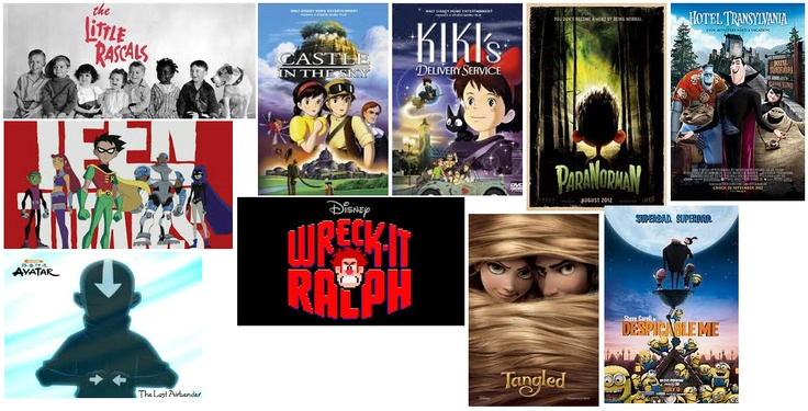 Scott Menville movies/tv shows I like