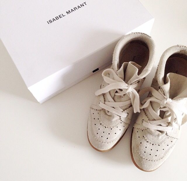 Isabel Marant Bobbi Sneakers