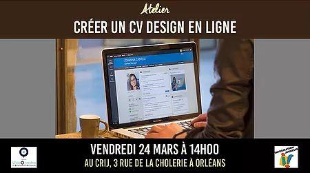 Accueil - Programme d'animations du CRIJ Centre-Val de Loire | Atelier multimedia