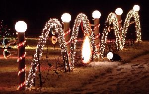 Northpole lights