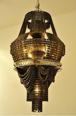steam punk chandelier for Kristel
