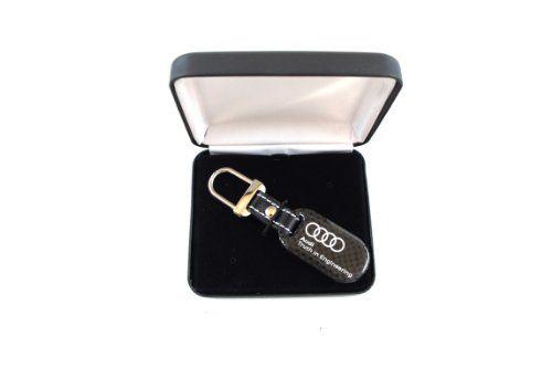 Genuiene Audi Accessories 8K0087610X06 Carbon Fiber Key Chain - http://caraccessoriesonlinemarket.com/genuiene-audi-accessories-8k0087610x06-carbon-fiber-key-chain/