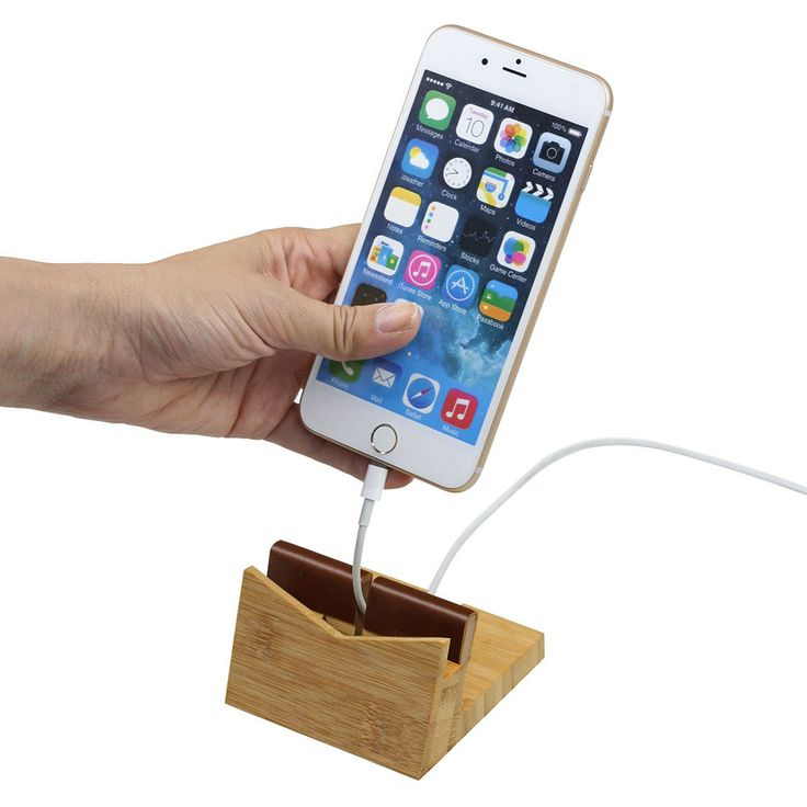 Customized Charging Collection - Smartphone Dock | Great Useful Stuff