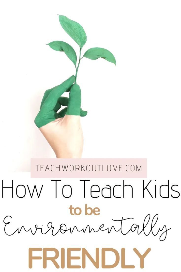 How To Teach Kids To Be Environmentally Friendly Twl Working Moms In 2020 How To Teach Kids Teaching Kids Teaching