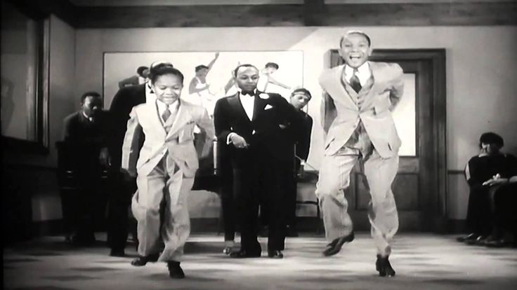 Lucky Number .. Nicholas Brothers .. 1936 - fun song and great tap piece
