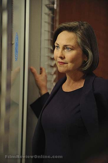24 CHERRY JONES - Loved her in the part.  Sorry not to see her more often.