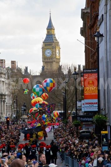 Annual New Years Day Parade ~ London