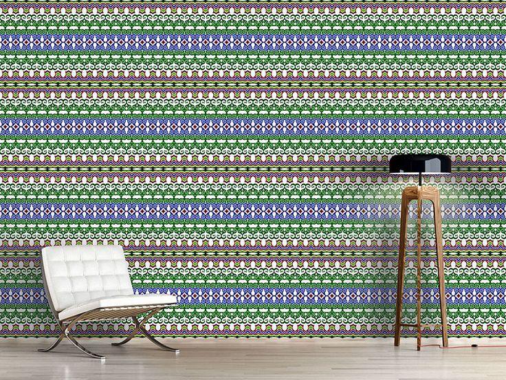 design tapete orientalische tage designtapeten bordura pinterest orientalisch. Black Bedroom Furniture Sets. Home Design Ideas