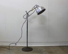 Industrial Floor Lamp - The Vintage Shop
