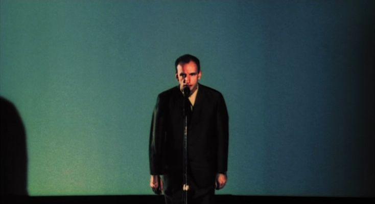 """""""Schizopolis"""" Dir: Steven Soderbergh DoP: Steven Soderbergh Year: 1996"""