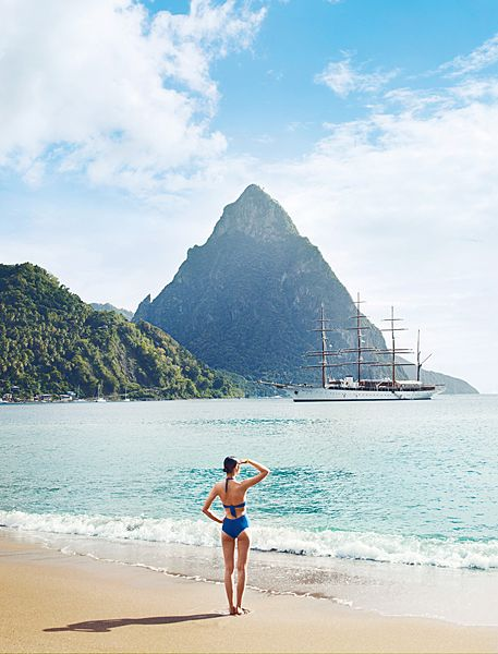 st luciaCaribbean Islands Hop, Beach Resorts, Buckets Lists, St Lucia, Sea Clouds, Caribbean Islandhop, Beachocean Summer, Stlucia, St Lucia