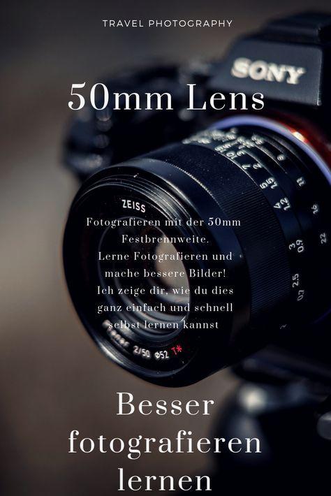 FESTBRENNWEITE – Warum ich das Nifty-fifty als Objektiv mit 50mm so mag – Mark Burmeister