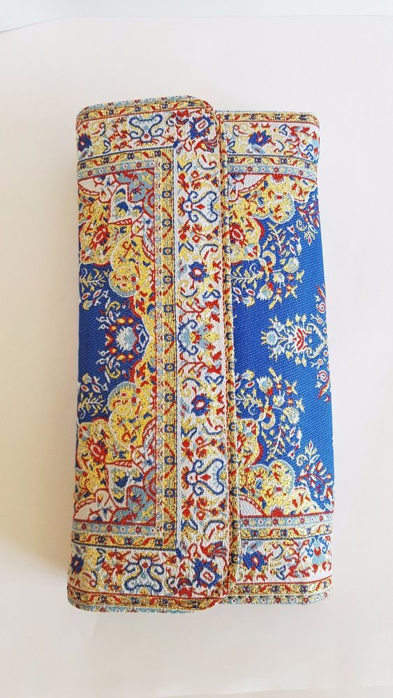 Ethnic Turkish Kilim Wallet for Her, Bohemian Wallet, Boho Snap Clutch, Oriental #Unbranded #Envelope