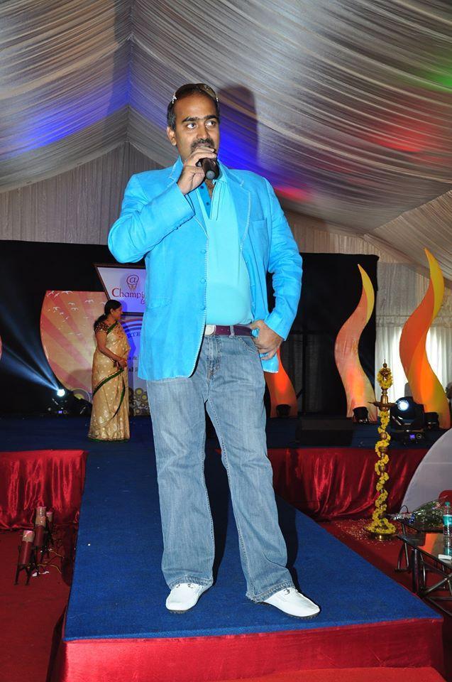 Subhakar Rao the Man behind Champions Group