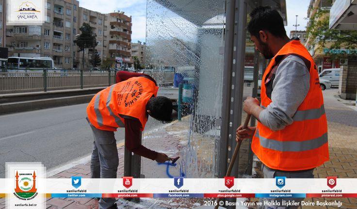 #BüyükşehirHerYerde Büyükşehir'den Bahar Temizliği  Video Detay;http://www.sanliurfa.bel.tr/tr/haber/1/2248/buyuksehirden-bahar-temizligi.aspx