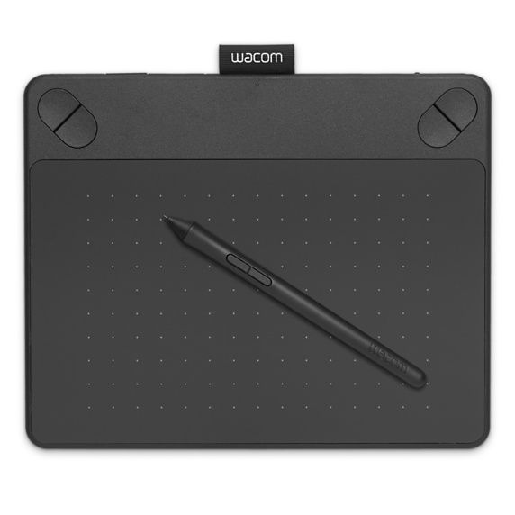 The Intuos Art Pen and Touch Tablet lets you sketch, paint and design on your Mac with a pressure-sensitive pen. Buy now from apple.com.