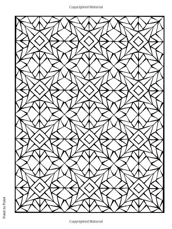 Dover Publications On Amazon Creative Haven Lotus Designs Coloring Book
