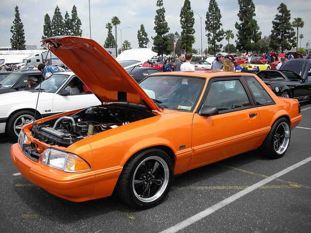 FORD MUSTANG FOXBODY COUPE | Flickr - Photo Sharing!
