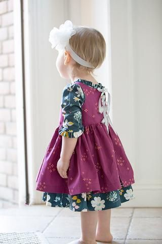 Georgia & Pearl Baby Bundle - Violette Field Threads  - 1