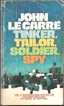 Bantam Book movie  | Tinker, Tailor, Soldier, Spy: John Le Carre's George Smiley novel is ...