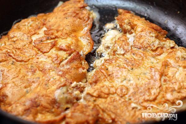 Рецепт приготовления свиной корейки в соевом кляре. Соевый соус идеально подходит к этому блюду.