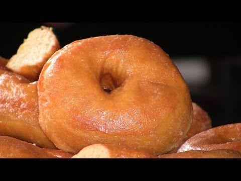Donuts caseros, dulce provocación