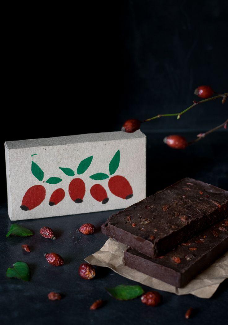 Σοκολάτα με Super Foods