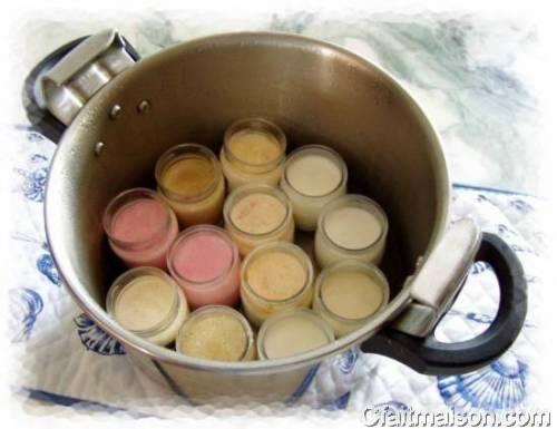 Fabriquer ses yaourts sans yaourtière
