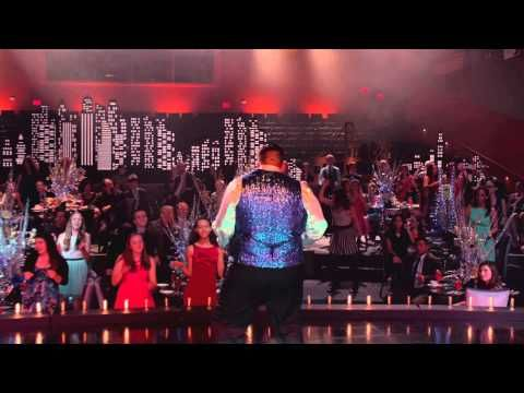 "Full Performance of ""Uptown Funk"" from ""Child Star"" 