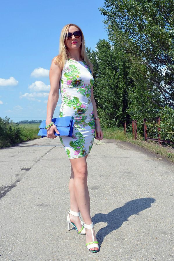 Floral Dress pic. #1