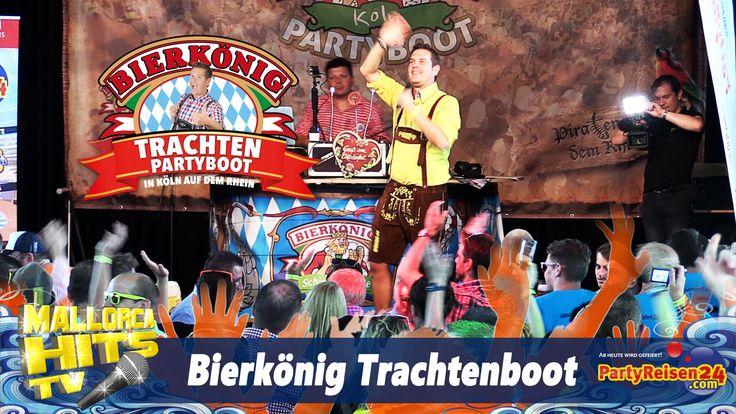 Das Video zu Peter Wackel´s Neuzugangs der Partyboote in Köln: Das 1. Bierkönig Trachten Partyboot auf dem Rhein mit Partyreisen24. Da war richtig was los! #Party #Köln #Musik #Oktoberfest #Trachten #Feiern #Bierkönig  Mehr Infos: http://mallorcahitstv.de/2015/09/bierkoenig-trachten-partyboot/