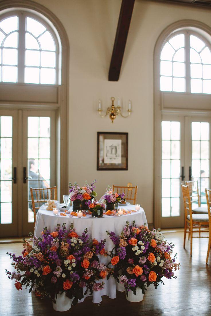 Floral Designer: Simply Elegant Floral Decorators | Dais Table Decor