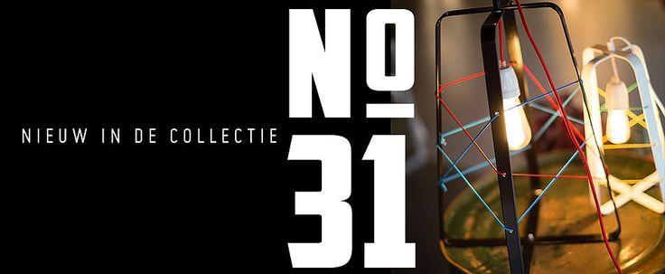 No.31 kooilamp by Studio Hamerhaai