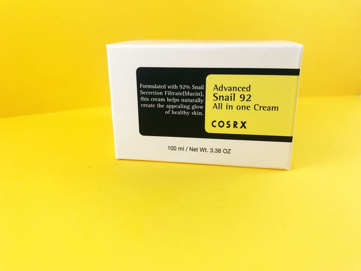 COSRX Advanced Snail Cream