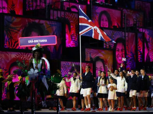 Stella McCartney's Olympics uniforms for Great Britain are impossibly cool and we kinda want one