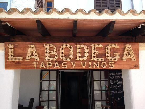 La Bodega, Cala d'Or - An amazing find, in a sea of tourism! Would have eaten here every night if we could!