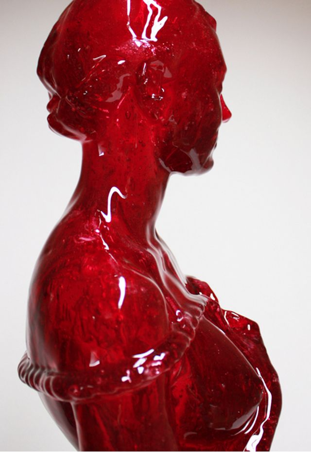 Amazingly Realistic Sugar Sculptures in the Female Form - My Modern Metropolis